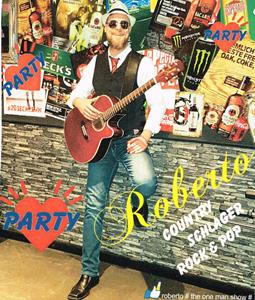 Roberto #the one man Show#, Musik